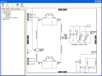 An example of an Interactive Electronic Technical Manual